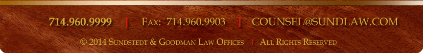 civil lawyer Sundstedt footer